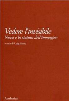 Filippodegasperi.it Vedere l'invisibile. Nicea e lo statuto dell'immagine Image