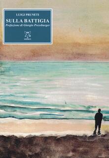 Sulla battigia - Luigi Pruneti - copertina