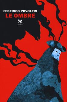 Le ombre - Federico Povoleri - copertina