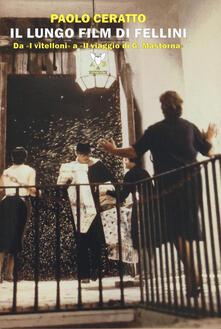 Radiospeed.it Il lungo film di Fellini. Da «I vitelloni» a «Il viaggio di G. Mastorna» Image