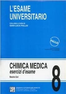Chimica medica. Esercizi d'esame