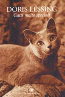 Gatti molto speciali - Doris Lessing - copertina