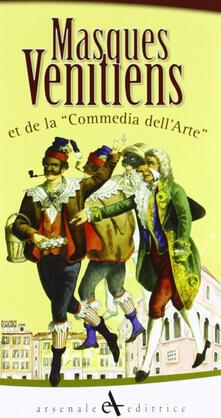 Antondemarirreguera.es Maschere veneziane. Ediz. francese Image