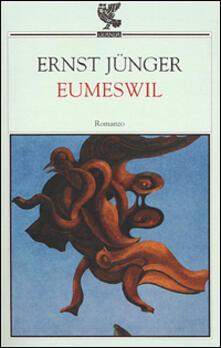 Eumeswil - Ernst Jünger - copertina