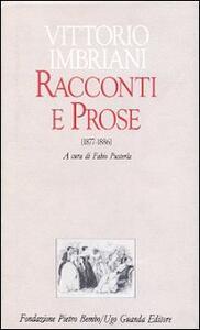 Racconti e prose (1877-1886). Vol. 2