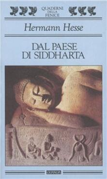 Dal paese di Siddharta. Racconti, pagine di viaggio, poesie.pdf