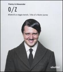 Winniearcher.com O/Z. Atlante di un viaggio teatrale-Atlas of a theatre journey Image