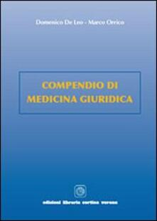 Aboutschuster.de Compendio di medicina giuridica Image