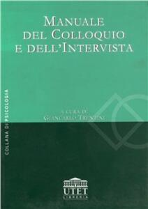 Manuale del colloquio e dell'intervista