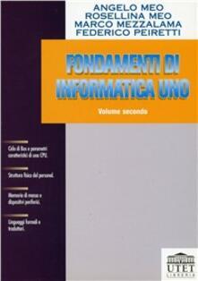 Winniearcher.com Fondamenti di informatica uno. Vol. 2 Image
