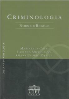 Listadelpopolo.it Criminologia. Norme e regole Image
