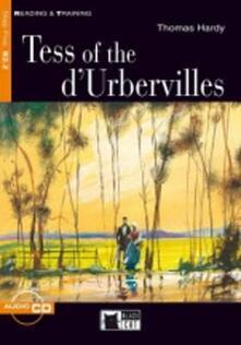 Antondemarirreguera.es Tess of the D'Urbervilles. Con CD Audio Image