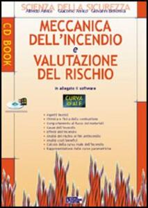 Meccanica dell'incendio e valutazione del rischio. Con CD-ROM
