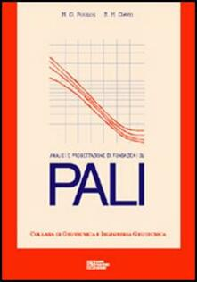 Winniearcher.com Pali. Analisi e progettazione di fondazioni su pali Image