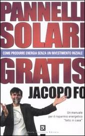 Copertina  Pannelli solari gratis