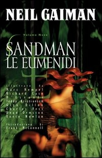 Sandman. Vol. 9: Le eumenidi.