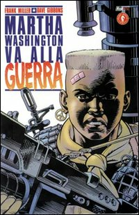 Martha Washington va in guerra