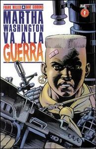 Martha Washington va in guerra