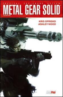Camfeed.it Metal Gear Solid. Vol. 1 Image