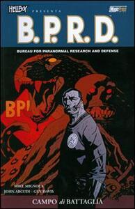 Campo di battaglia. Hellboy presenta B.P.R.D.. Vol. 8