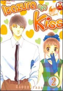 Itazura na kiss. Vol. 2 - Kaoru Tada - copertina