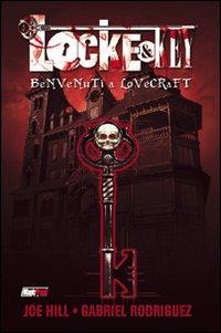 Locke & Key. Vol. 1: Benvenuti a Lovecraft.