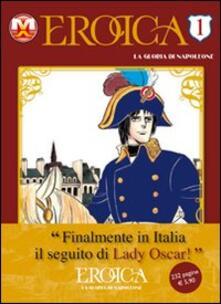 Chievoveronavalpo.it Eroica. La gloria di Napoleone. Vol. 1 Image