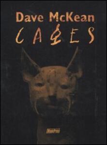 Cages - Dave McKean - copertina