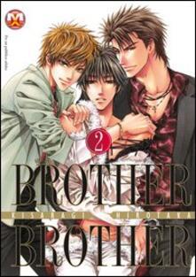 Associazionelabirinto.it Brother X brother. Vol. 2 Image