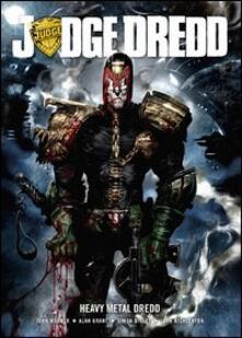 Radiospeed.it Heavy metal Dredd. Judge Dredd Image