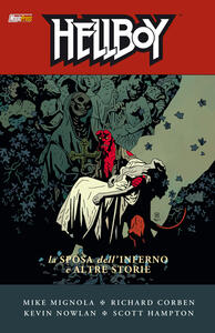 La sposa dell'inferno e altre storie. Hellboy. Vol. 11