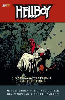 Milanospringparade.it La sposa dell'inferno e altre storie. Hellboy. Vol. 11 Image