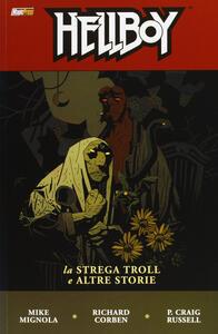 La strega troll e altre storie. Hellboy. Vol. 7