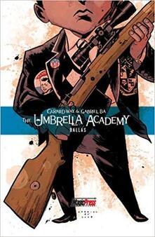 Milanospringparade.it Umbrella Academy. Vol. 2: Dallas. Image