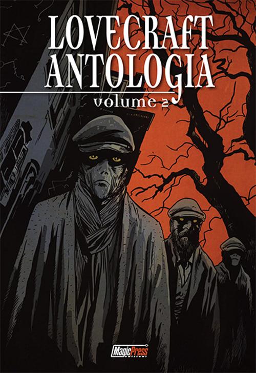Image of Lovecraft. Antologia. Vol. 2