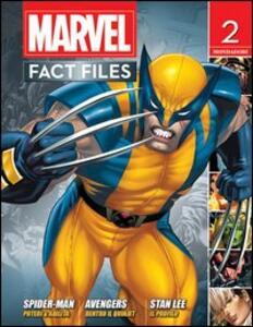 Marvel fact files. Vol. 2