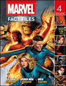 Marvel fact files. Vol. 3