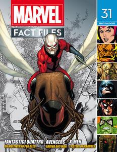 Marvel fact files. Vol. 17