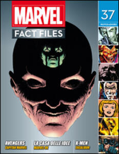 Marvel fact files. Vol. 20