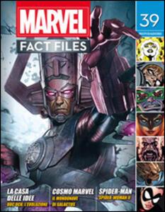 Marvel fact files. Vol. 21