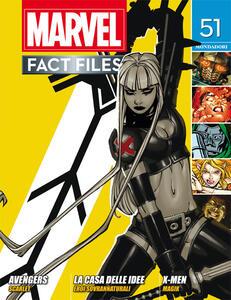 Marvel fact files. Vol. 27