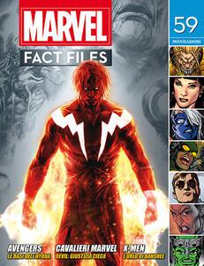 Marvel fact files. Vol. 31