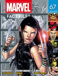 Marvel fact files. Vol. 68