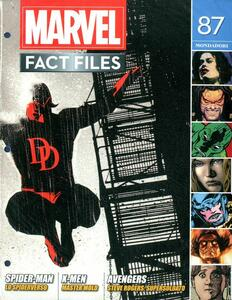Marvel fact files. Vol. 45