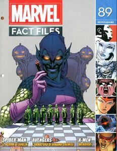 Marvel fact files. Vol. 46