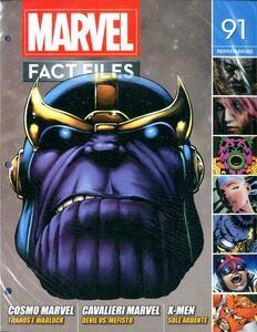 Marvel fact files. Vol. 47