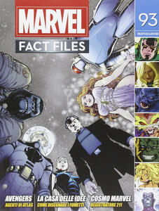 Marvel fact files. Vol. 48