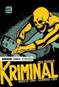 Kriminal. Vol. 1: Agosto 1964-Gennaio 1965.