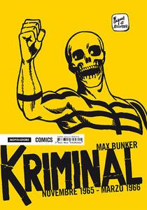 Kriminal. Vol. 4: Novembre 1965-Marzo 1966.