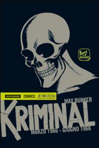 Kriminal. Vol. 5: Marzo 1966-Giugno 1966.